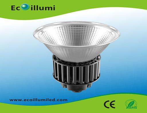 Copper Pipe LED High Bay Lights 100W